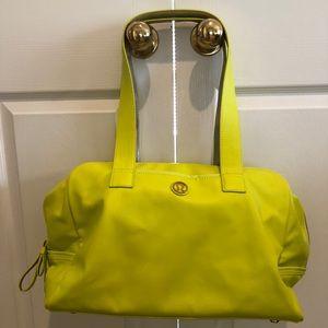 NWOT. Lululemon Urban Sanctuary bag. Never used.